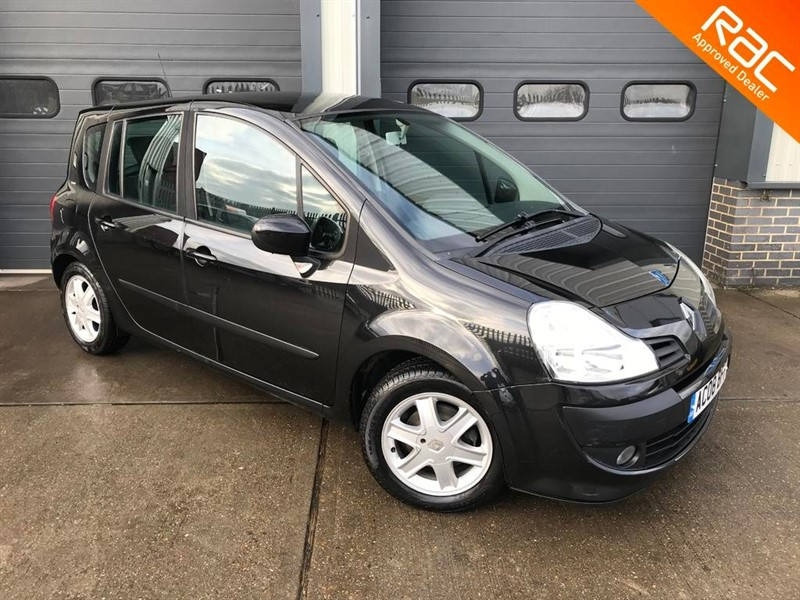used Renault Modus GRAND DYNAMIQUE TCE in burnham-on-crouch
