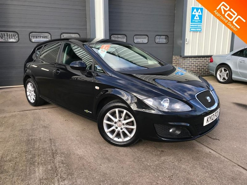 used SEAT Leon TDI CR SE COPA in burnham-on-crouch