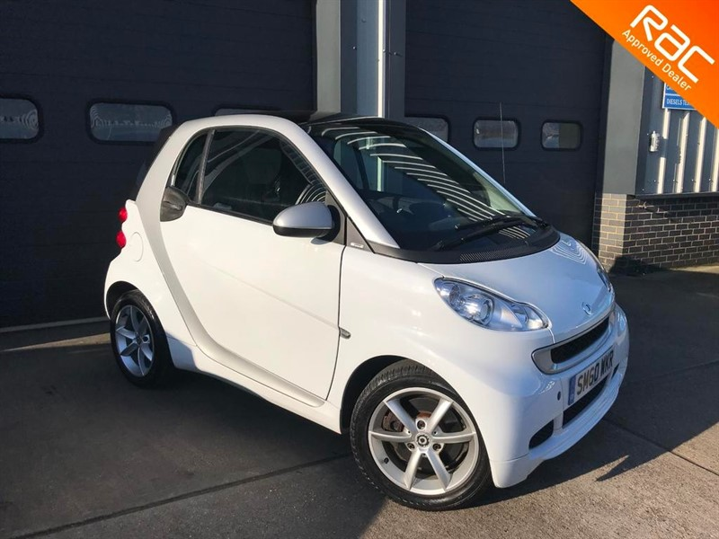 used Smart Car Fortwo Coupe PULSE MHD in burnham-on-crouch
