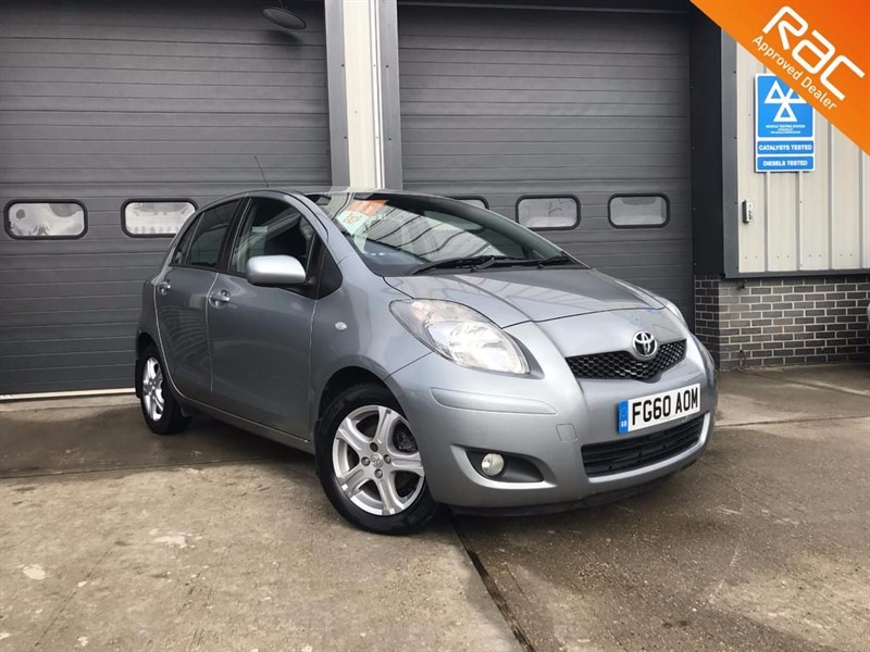 used Toyota Yaris TR D-4D in burnham-on-crouch