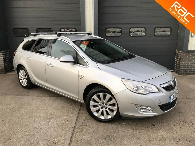 used Vauxhall Astra SE in burnham-on-crouch