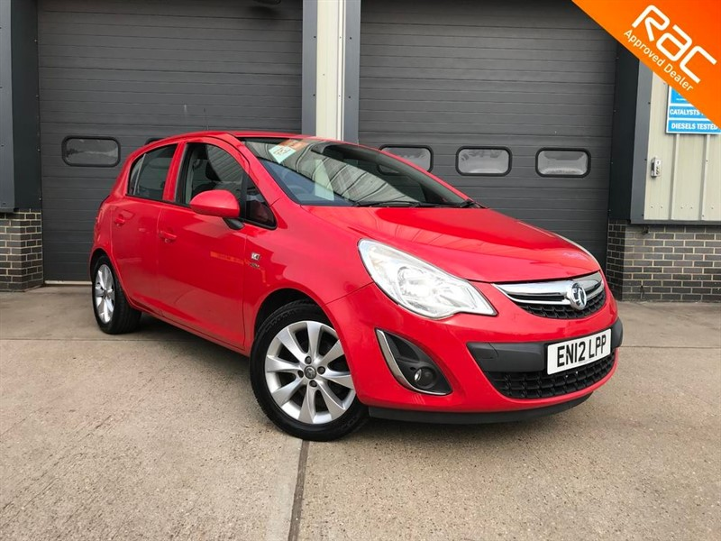 used Vauxhall Corsa ACTIVE AC in burnham-on-crouch