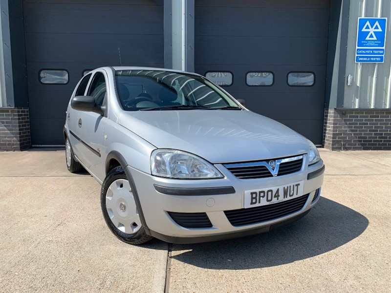 used Vauxhall Corsa LIFE 16V in burnham-on-crouch