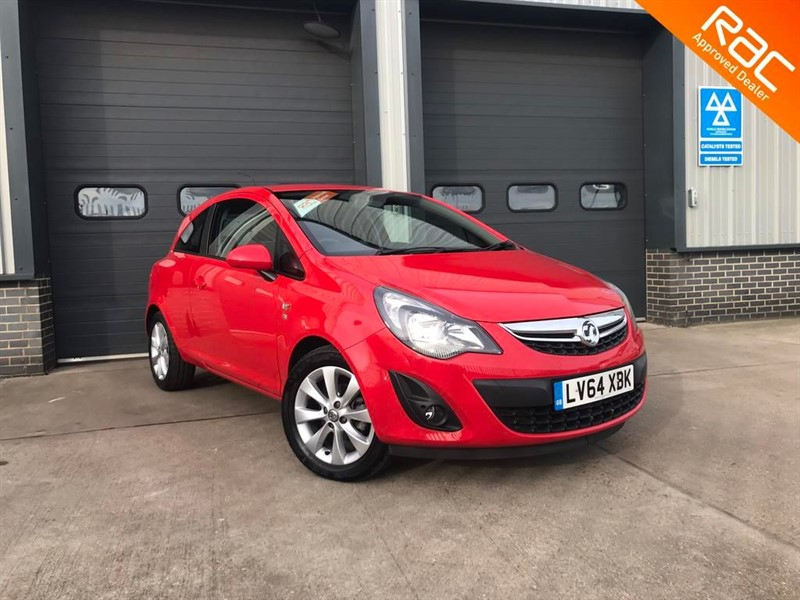 used Vauxhall Corsa EXCITE AC in burnham-on-crouch