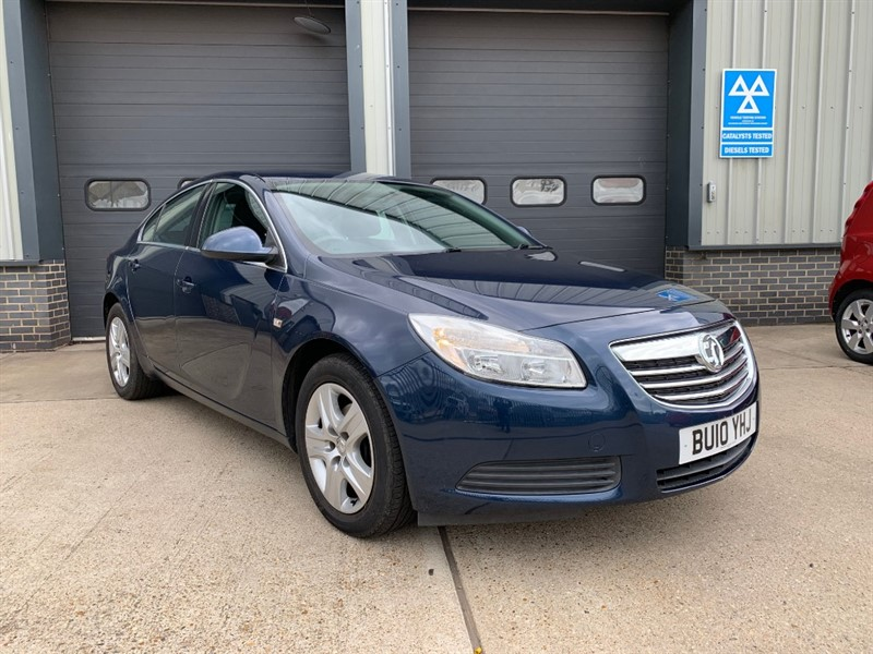 used Vauxhall Insignia EXCLUSIV in burnham-on-crouch