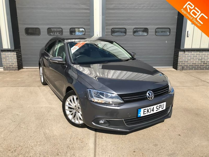 used VW Jetta SPORT TDI in burnham-on-crouch