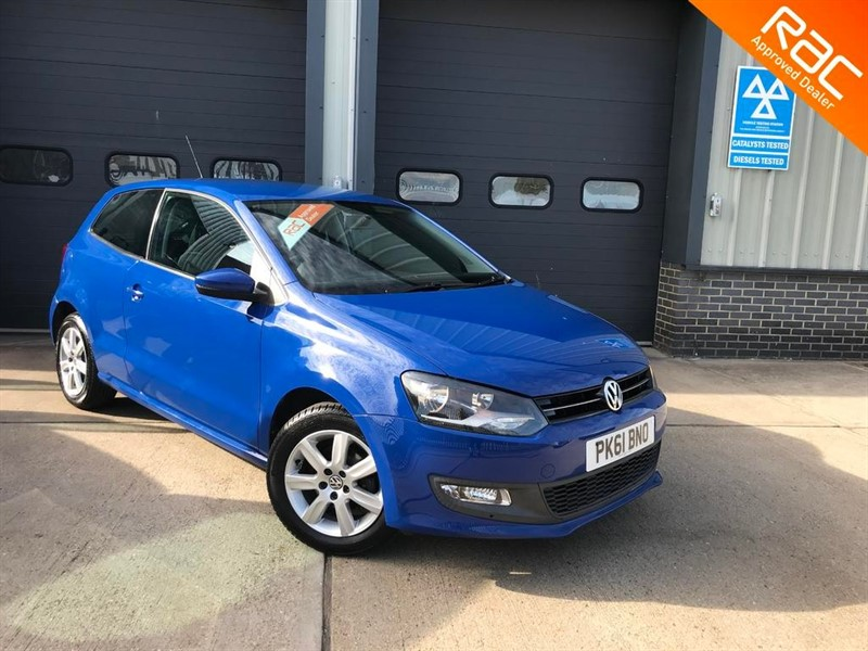 used VW Polo MATCH in burnham-on-crouch