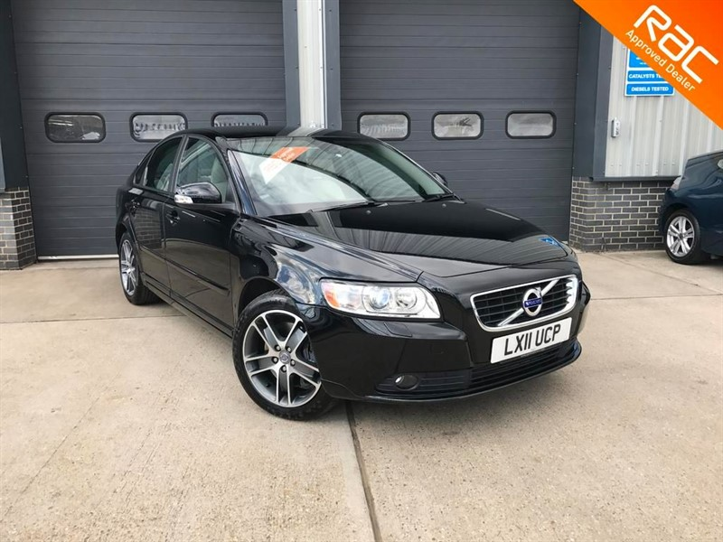 used Volvo S40 D3 SE LUX GEARTRONIC in burnham-on-crouch