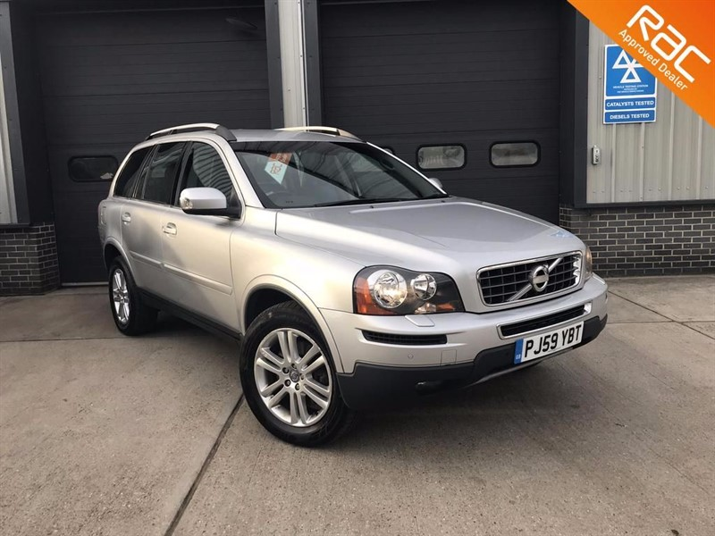 used Volvo XC90 D5 SE AWD in burnham-on-crouch