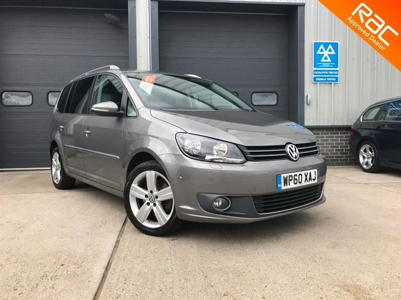 used VW Touran SPORT TDI in burnham-on-crouch