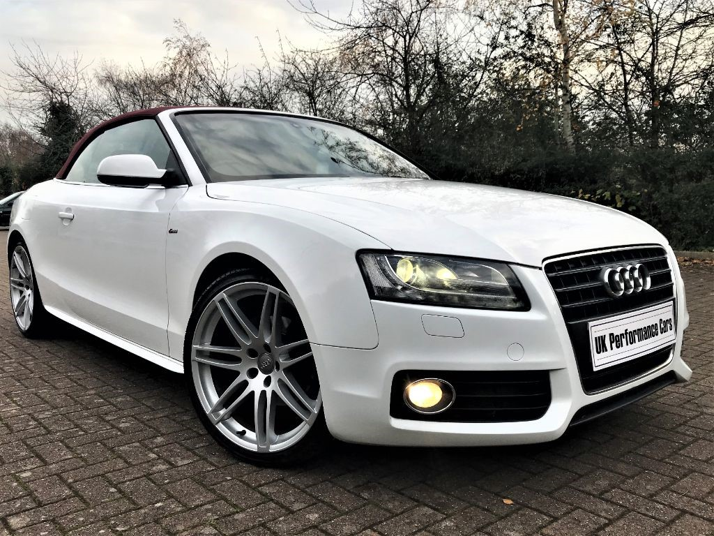 Used Ibis White Audi A For Sale Middlesex - White audi a5