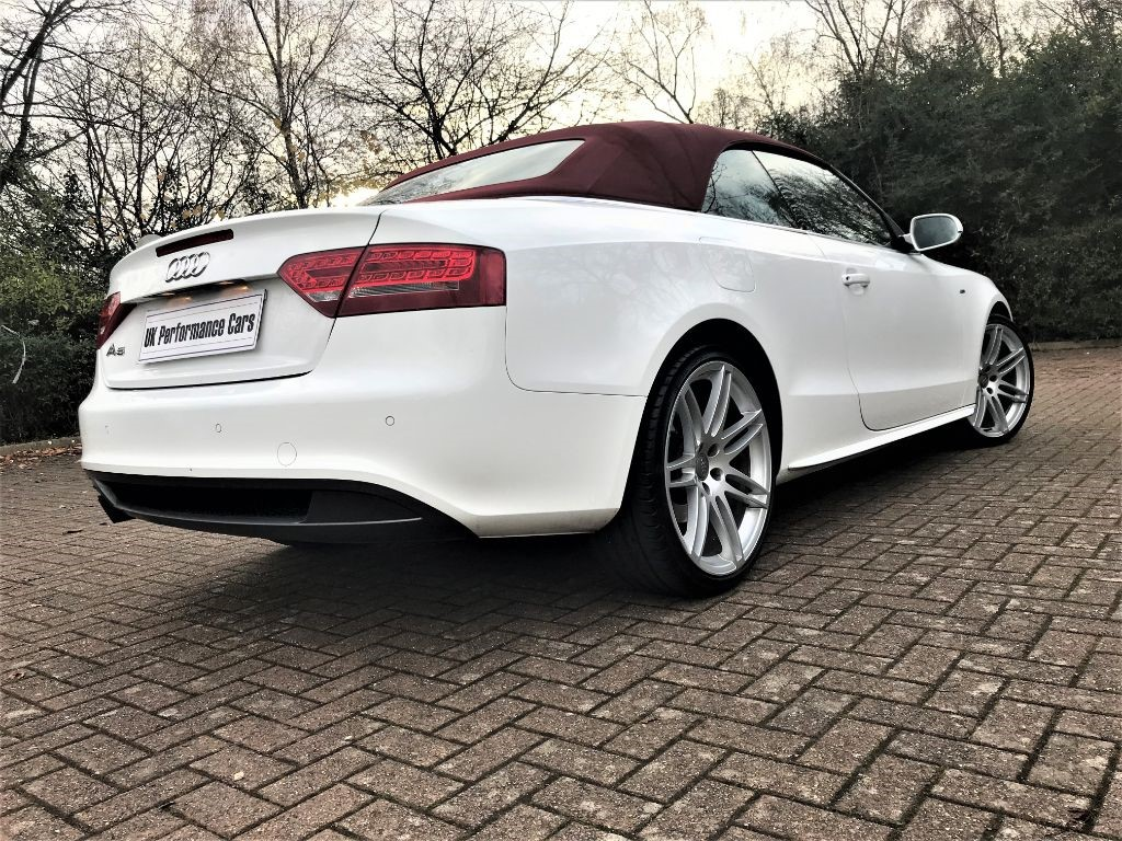 Used ibis white audi a5 for sale middlesex - White audi a5 coupe for sale ...