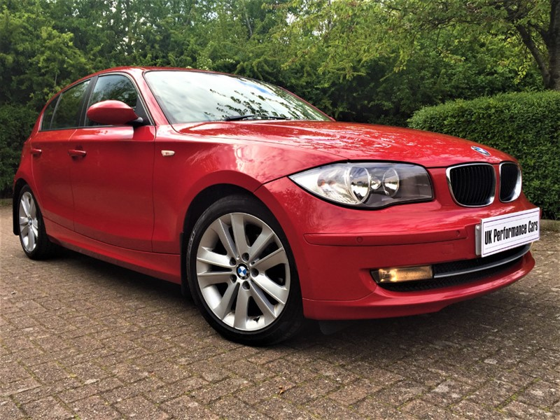 used BMW 116d SPORT ** £30 TAX ** SERVICED & FRESH 12 MONTH MOT ** LOVELY SPEC ** in hayes-middlesex