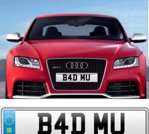 used BMW  CHERISHED / PRIVATE PLATE FOR SALE in hayes-middlesex