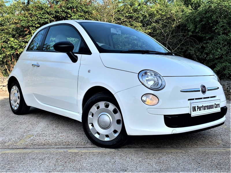 used Fiat 500 1.2 POP ** £30 TAX ** LOW INSURANCE ** in hayes-middlesex