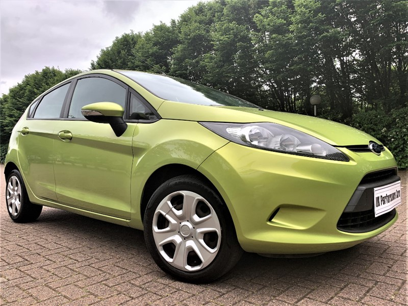 used Ford Fiesta 1.25 EDGE ** FULLY SERVICED & 1 YRS MOT ** in hayes-middlesex