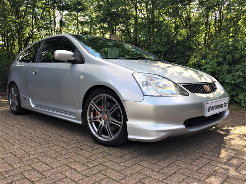 used Honda Civic 2.0 ** TYPE R **  GREAT HISTORY ** STRAIGHT CAR ** in hayes-middlesex