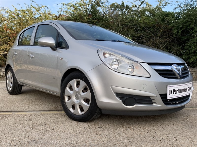 used Vauxhall Corsa 1.2 CLUB AC 16V ** FULL SERVICE HISTORY ** in hayes-middlesex