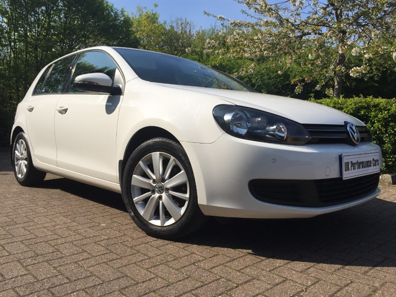 used VW Golf MATCH TDI ** GREAT SPEC ** BLUETOOTH ** SERVICE HISTORY ** in hayes-middlesex
