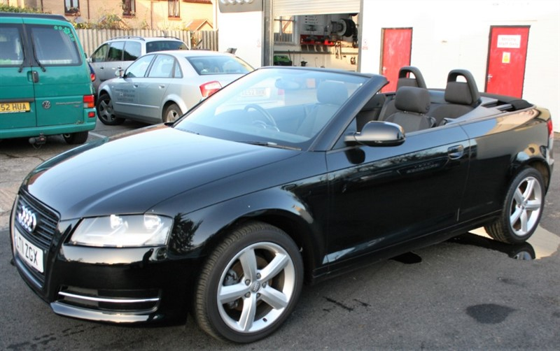 used Audi A3 1.8 TFSI TECHNIK AUTO in cambridge