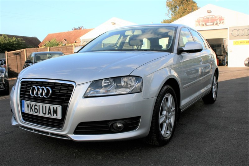 used Audi A3 1.6 TDI SE in cambridge