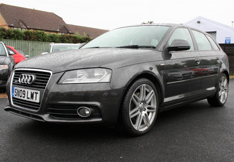 used Audi A3 2.0 TFSI QUATTRO S LINE in cambridge