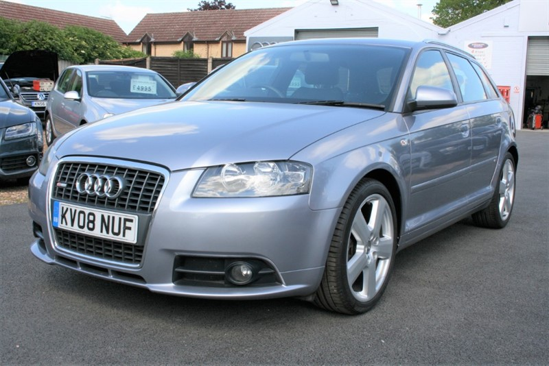 used Audi A3 1.4 TFSI S LINE in cambridge