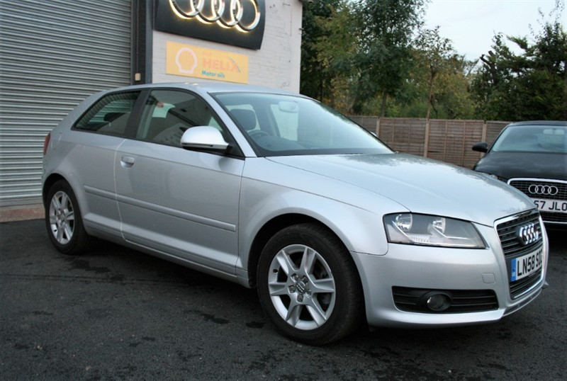 used Audi A3 1.4 TFSI in cambridge