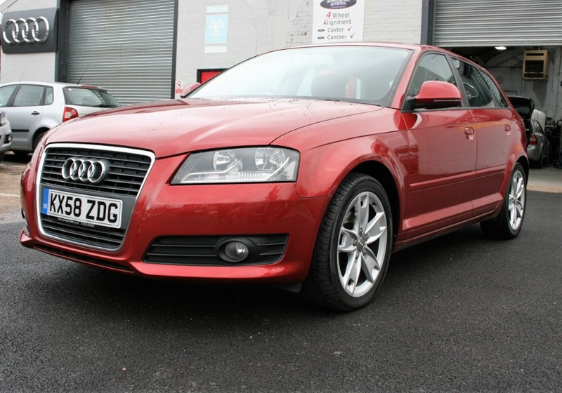 used Audi A3 1.9 TDI SPORT SPORTBACK in cambridge