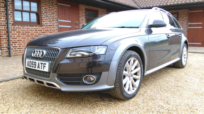 used Audi A4 allroad 2.0 TFSI QUATTRO in cambridge