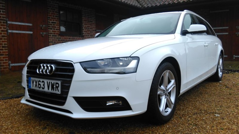 used Audi A4 Avant TDI SE TECHNIK in cambridge