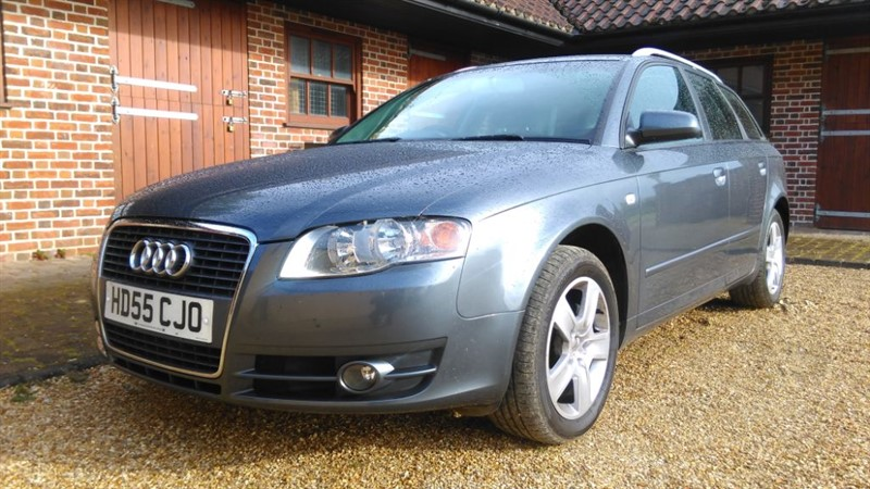 used Audi A4 Avant 1.9 TDI in cambridge