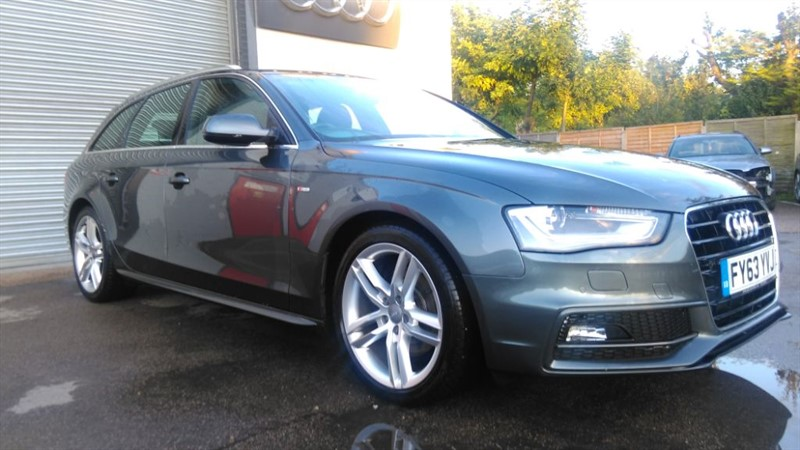 used Audi A4 Avant 2.0 TDI S LINE START/STOP in cambridge