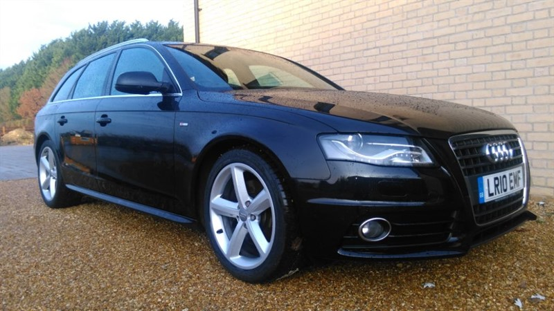 used Audi A4 Avant 2.0 TFSI S LINE in cambridge