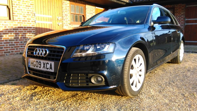 used Audi A4 Avant 2.0 TFSI QUATTRO SE in cambridge