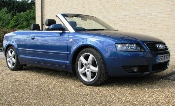 used Audi A4 Cabriolet 2.4 SPORT in cambridge