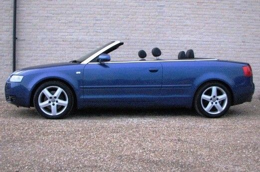 used Audi A4 Cabriolet 1.8T SPORT in cambridge