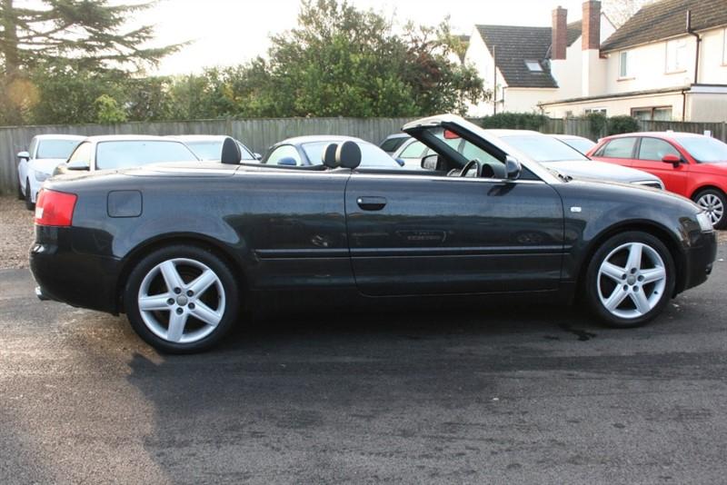 used Audi A4 3.0 SPORT in cambridge