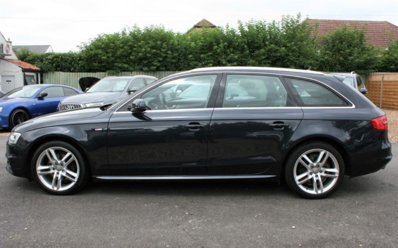 used Audi A4 2.0 AVANT TDI S LINE NAV in cambridge