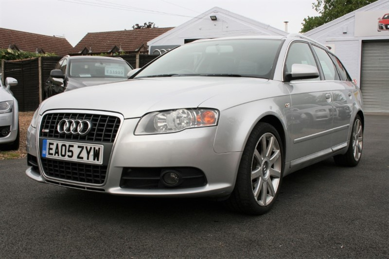 used Audi A4 2.0 T FSI S LINE in cambridge