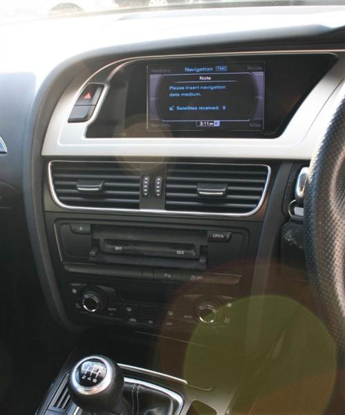 Used Audi A4 Quattro: Used Lava Grey Audi A4 For Sale