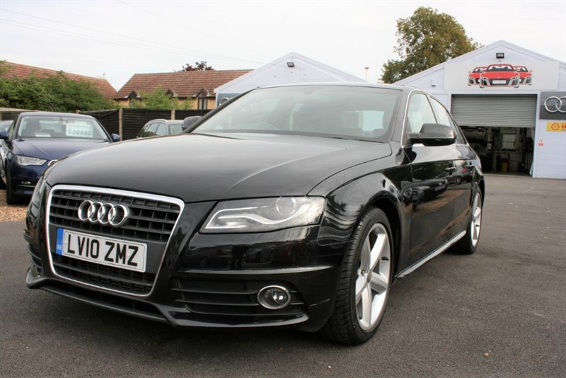used Audi A4 2.0 TFSI S LINE in cambridge
