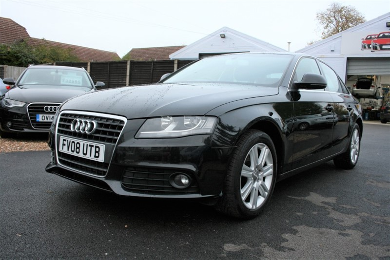 used Audi A4 2.7 TDI SE in cambridge