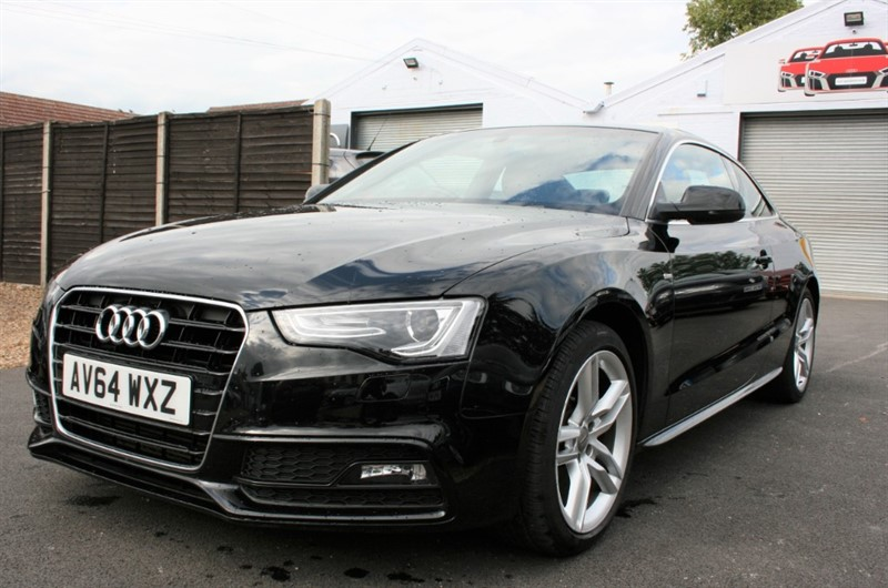used Audi A5 1.8 TFSI S LINE in cambridge