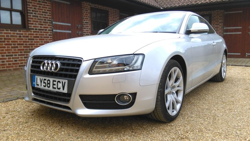 used Audi A5 2.0 TFSI SPORT in cambridge