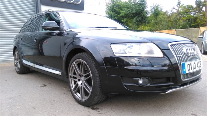 used Audi A6 allroad 3.0 TDI QUATTRO in cambridge