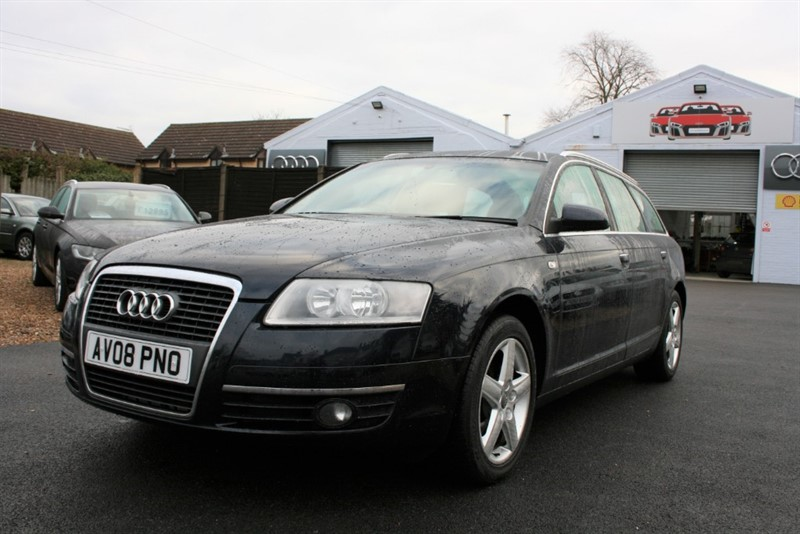 used Audi A6 Avant 2.0 TDI DPF SE in cambridge