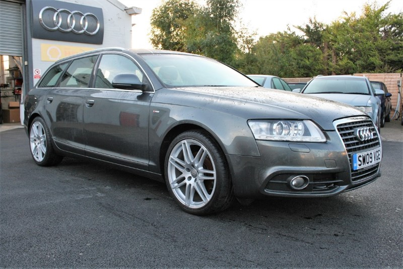 used Audi A6 Avant 2.0TDi AVANT TDI LE MANS in cambridge