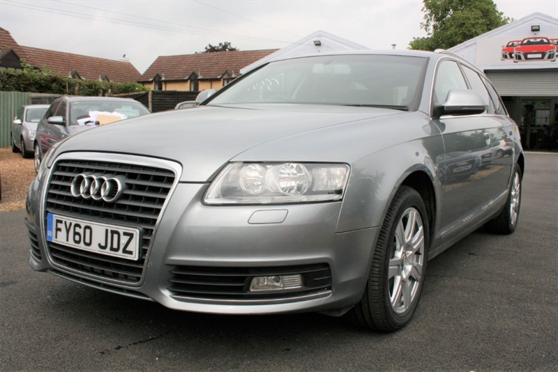 used Audi A6 Avant 2.0 TDI SE in cambridge