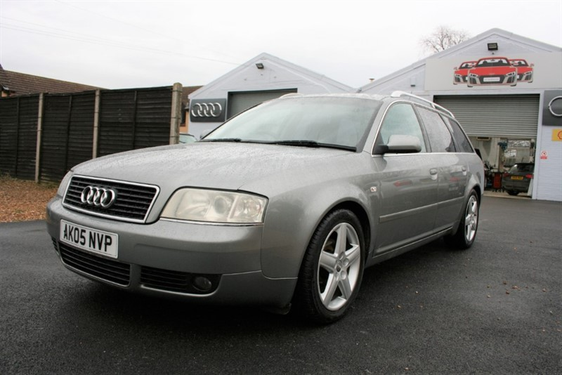 used Audi A6 Avant 1.9 TDI FINAL EDITION in cambridge